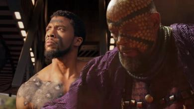 Photo of Another Deleted Scene From Black Panther Released And It Is Even Better