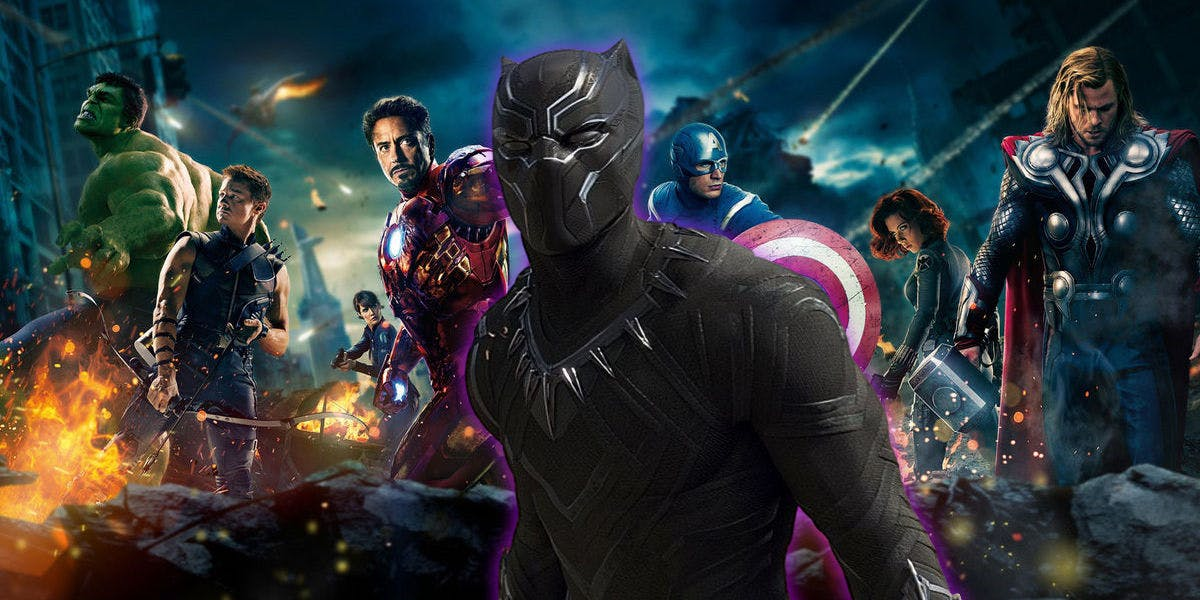 Avengers: Infinity War Black Panther IMAX