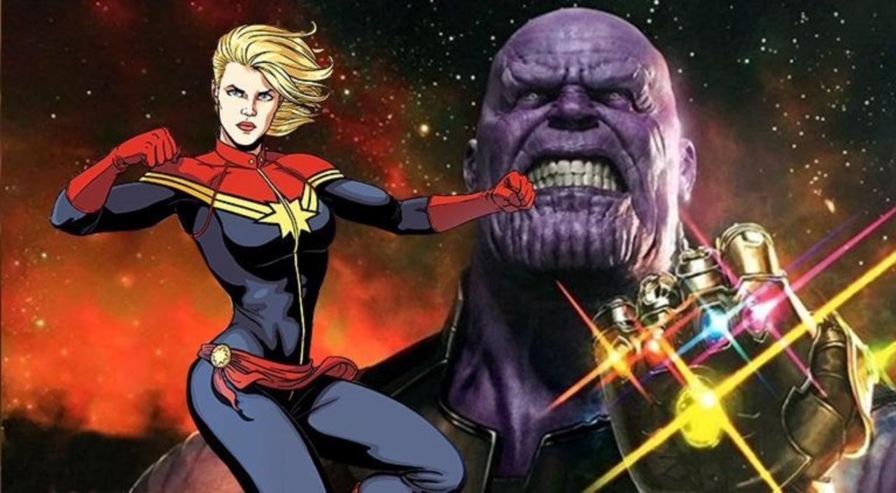 Ultimate captain marvel marvel comics