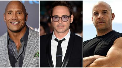 Photo of Here's What These 20 A-list Hollywood Actors Charge Per Movie