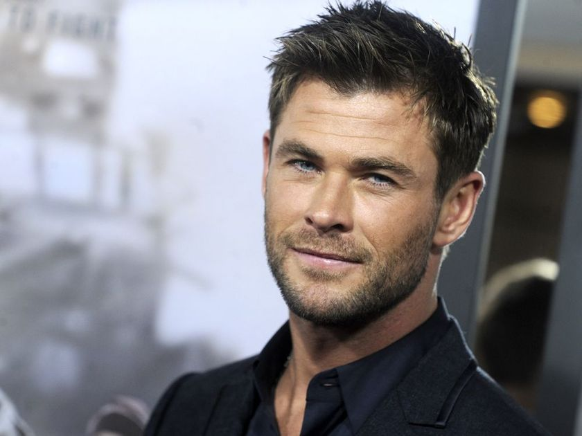 Men in Black Chris Hemsworth