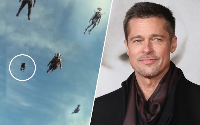 Brad Pitt Deadpool 2