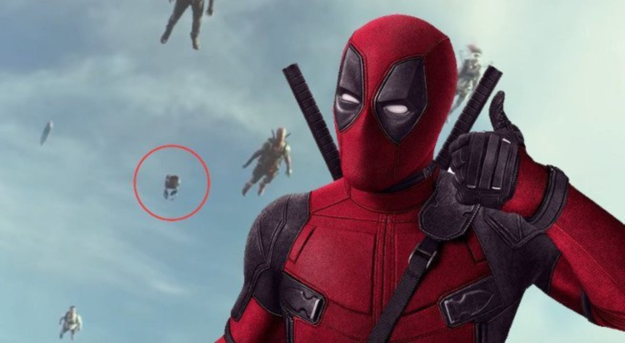 Deadpool 2 Vanisher