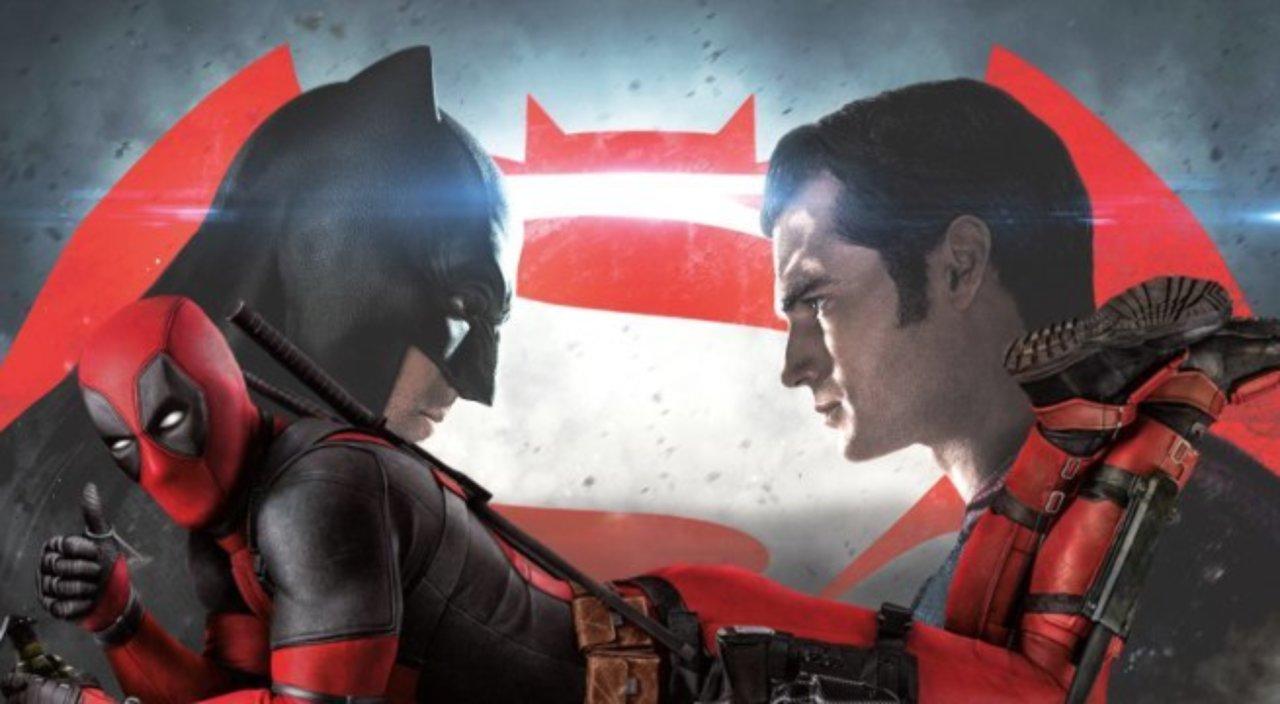 deadpool 2 batman vs superman