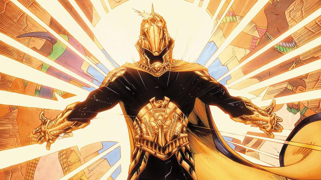 Doctor Fate WB DC Black Adam Bring DC Strongest Superhero