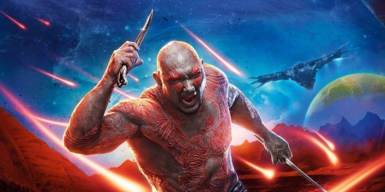 Drax The Destroyer Powers