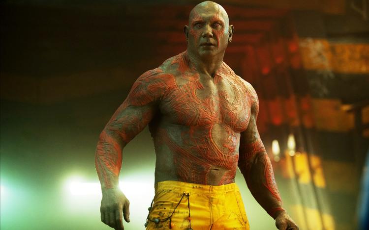 Avengers: Infinity War Thanos Drax