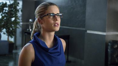 Arrow Season 7 Felicity Smoak