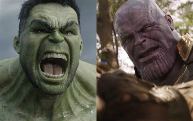 Avengers 4 Prelude Comic Hulk Thanos Russo Bros