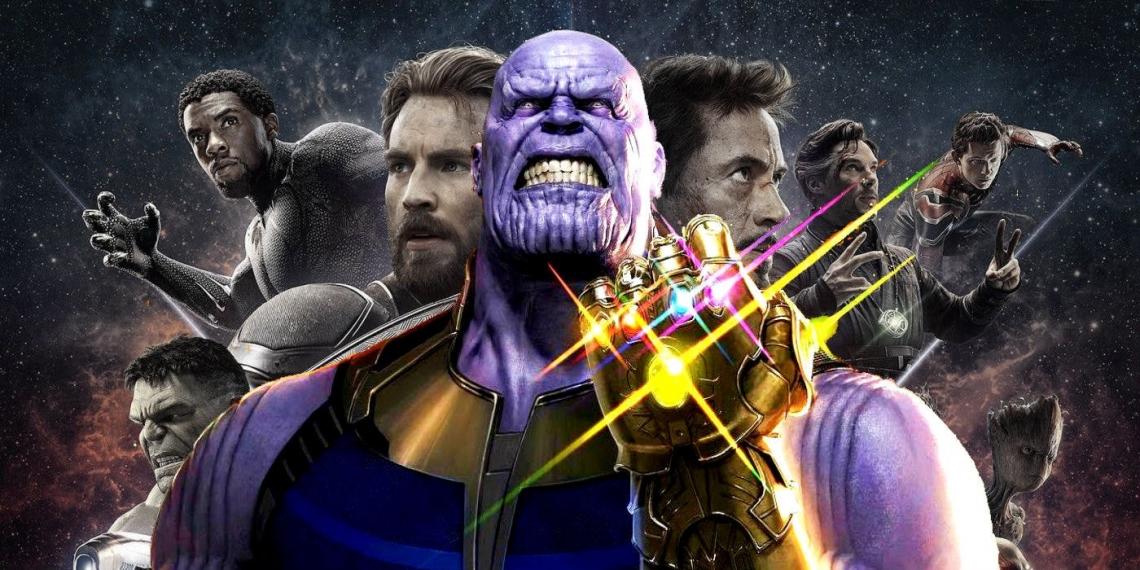 Infinity Gauntlet avengers 4