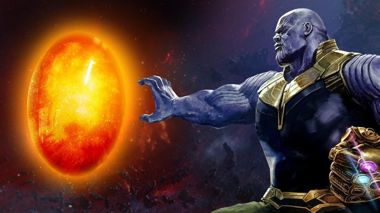 Avengers: Endgame Thanos Soul Stone