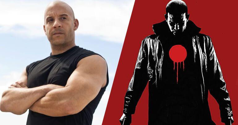 Vin Diesel's Upcoming Superhero Movie Bloodshot