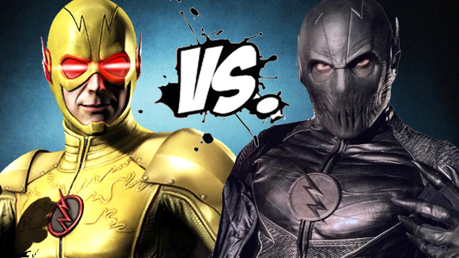 Reverse Flash vs Zoom