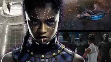 Photo of Black Panther Star Letitia Wright aka Shuri Wins BAFTA Rising Star Award