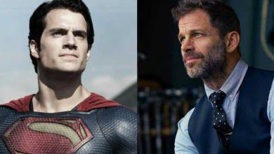 Photo of Zack Snyder Reveals Photo That Made Henry Cavill DCEU's Superman