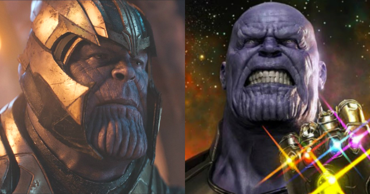 Avengers: Infinity War – Russo Brothers Explain Where Thanos