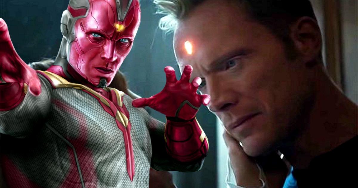 Avengers: Endgame Director Vision