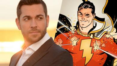 Photo of Shazam! – First Official Look of Zachary Levi In Costume Released Online!!!