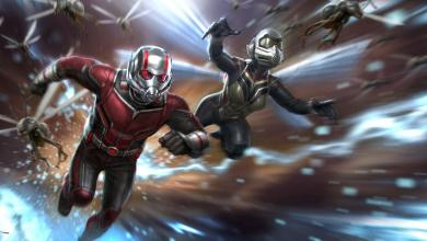 "Photo of Ant-Man and the Wasp Director Finally Explains ""Question Mark"""