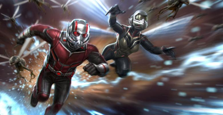 Ant-Man and the Wasp 3 Into Disney+ Series