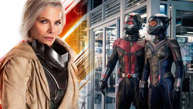 Photo of New 'Ant-Man and the Wasp' Concept Art Shows Janet Holding A Mysterious Weapon