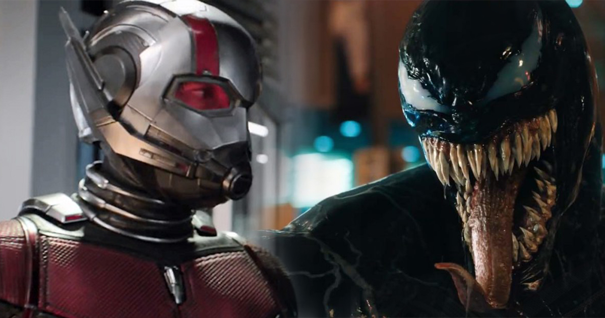 Ant-Man Vs Venom – Here's Why Even Giant Man Cannot Take Venom Down