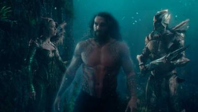 Photo of 'Aquaman' Behind the Scene Photos Feature Three Major Characters