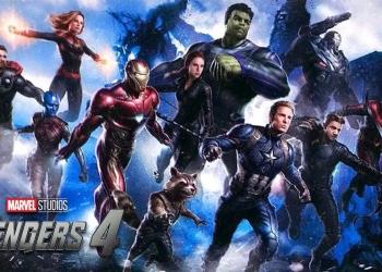 Avengers 4 Promo Art