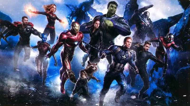 Avengers 4 Title Mark Ruffalo The Last Avenger
