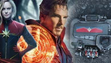 Photo of Avengers: Infinity War – This New Theory Says Doctor Strange Triggered Captain Marvel's Return