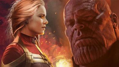 Captain Marvel Avengers 4