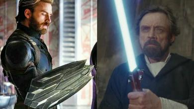 Photo of Chris Evans Reveals Whether A Lightsaber Could Cut Through Captain America's Vibranium Shield