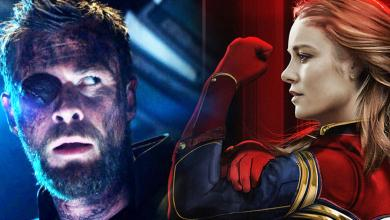 Photo of Captain Marvel Vs Thor: Here's Why The God of Thunder Will Lose!