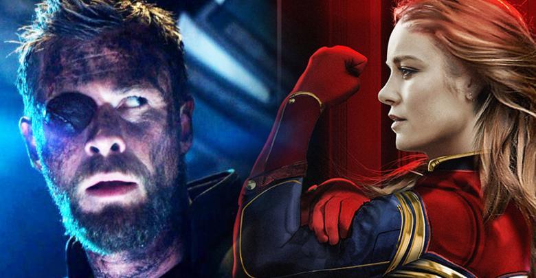 Avengers: Endgame Captain Marvel Avenger