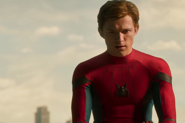 Spider-Man: Far From Home Trailer Aunt May Happy Hogan