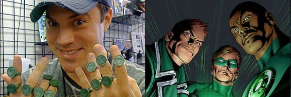 Green Lantern Corps – Tom Cruise is in the Lead to Star as Green Lantern