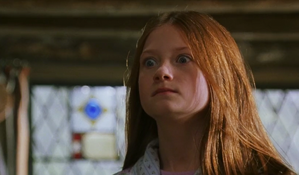 10 Things We Hate About Ginny Weasley In The Harry Potter ...