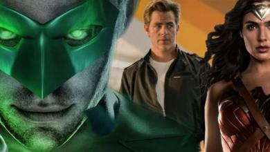 Photo of Fan Theory On How Steve Trevor Survived Involves Green Lantern In Wonder Woman 1984