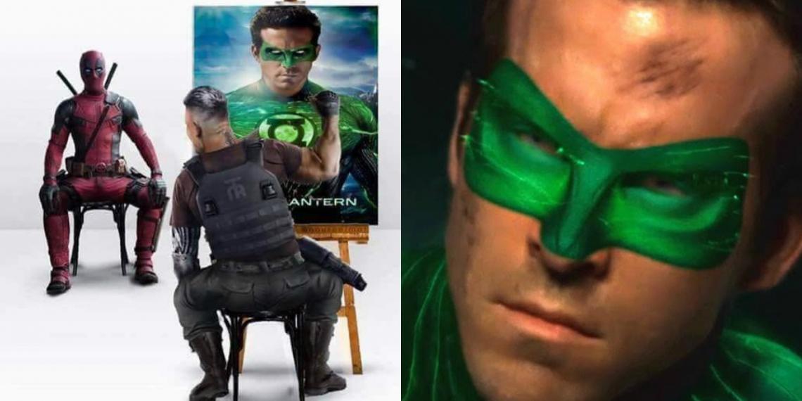 Green Lantern Memes