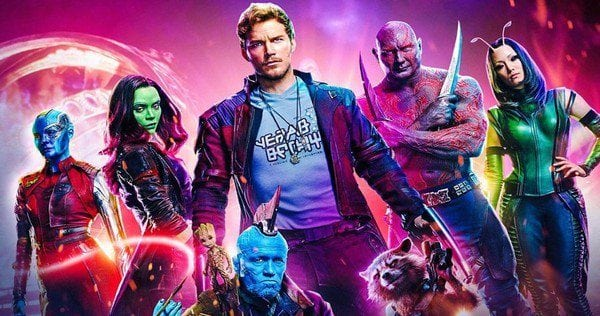 Guardians of the Galaxy Vol. 2 Taserface Thor 2