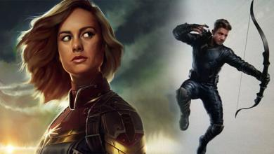 Photo of Avengers 4 – Brand New Character Designs Reveal Hawkeye As Ronin And Captain Marvel