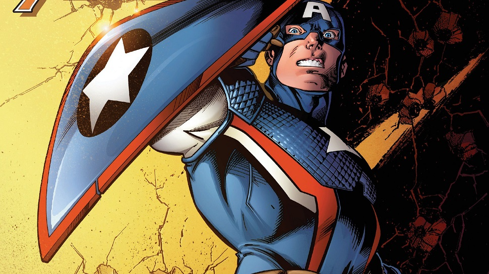Captain America Captain Hydra Marvel Comics