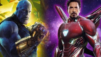 Avengers: Endgame Iron Man Mark 85 Suit