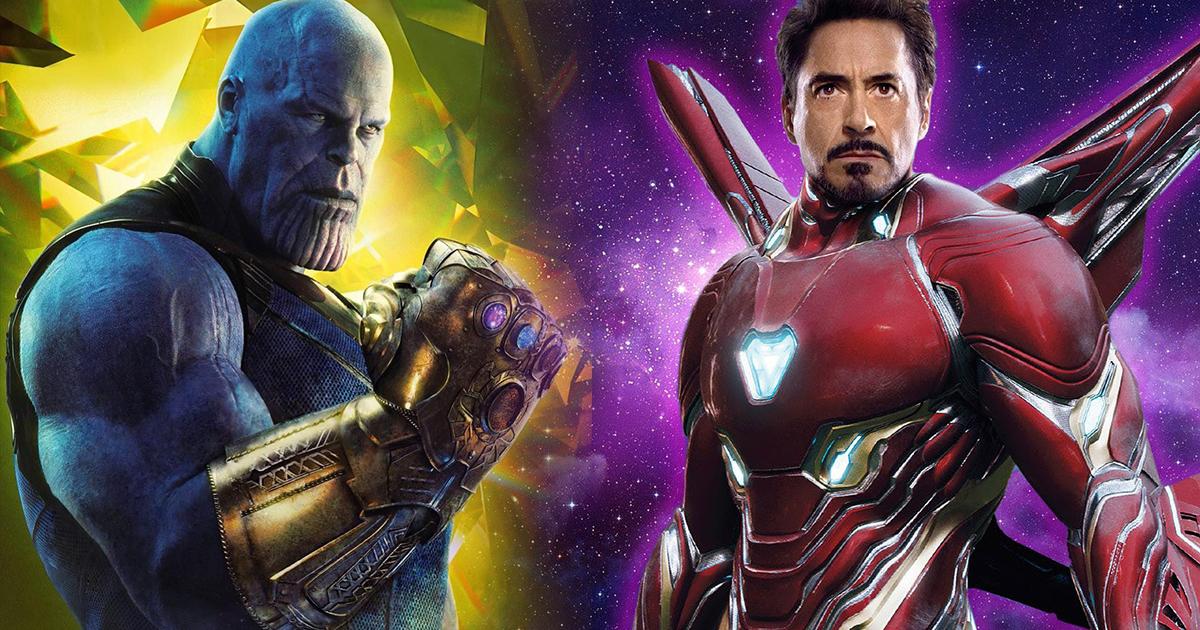 Tony Stark Will Use To Defeat Thanos