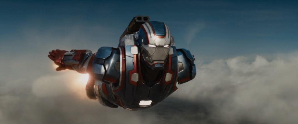 Why War Machine Became the Iron Patriot
