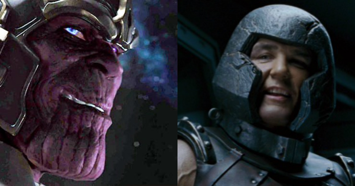 Juggernaut vs Thanos