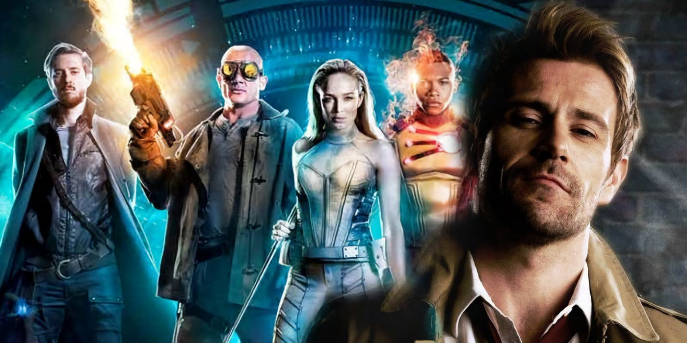 Arrow The Flash Supergirl Arrowverse