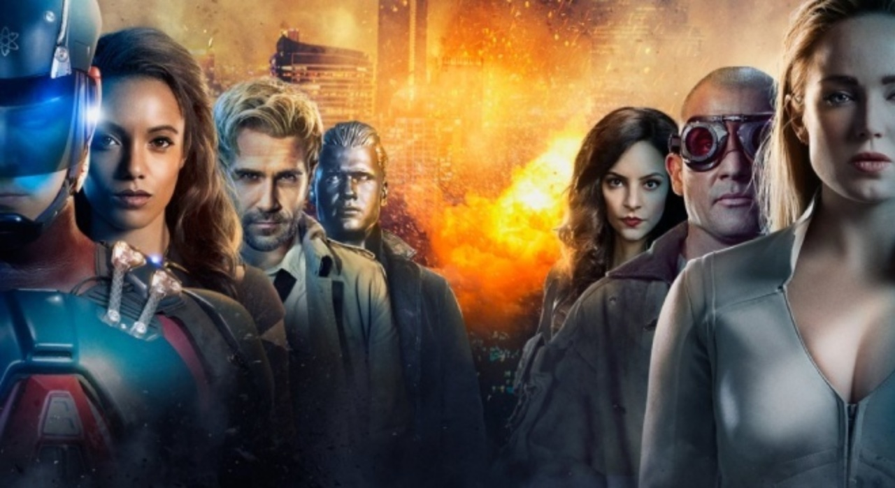 Arrowverse Elseworlds Crossover Legends of Tomorrow