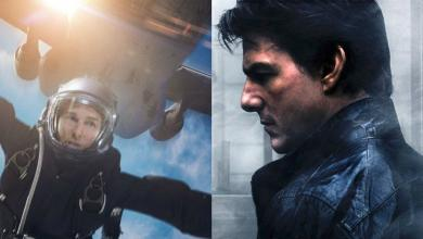 Photo of Mission Impossible 6: Tom Cruise Cruises Down With Incredible Sky-Diving Stunt!!!