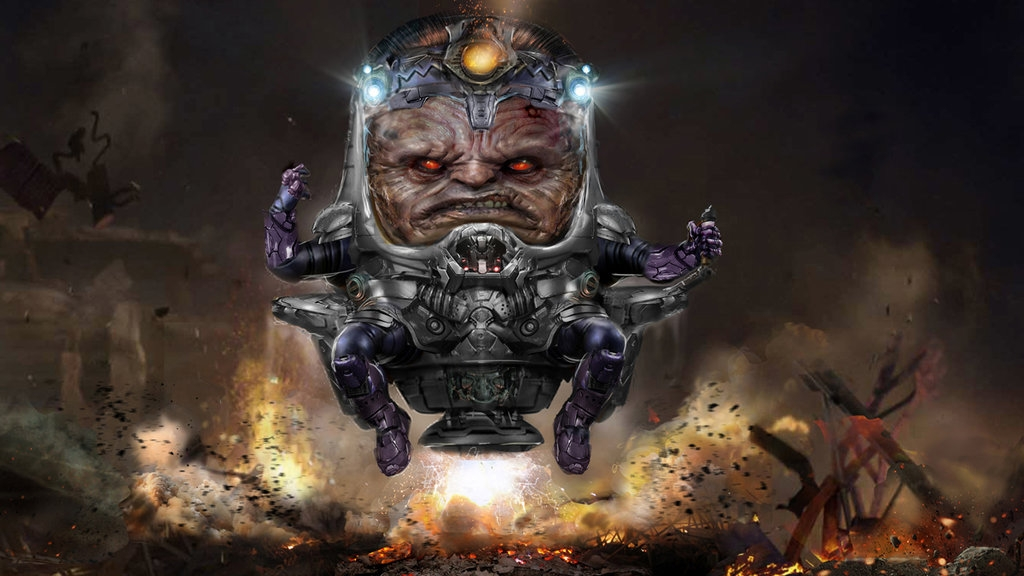 MODOK Coming to the MCU